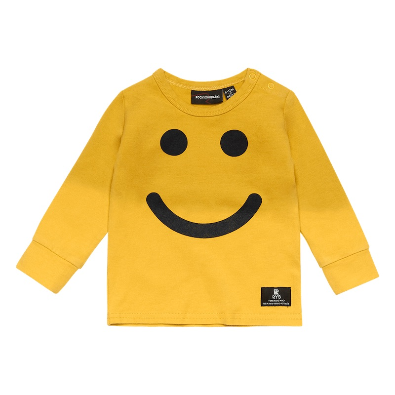 Be Happy Baby Top