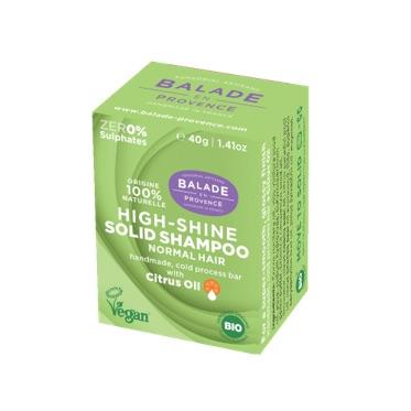 High Shine Solid Shampoo Bar