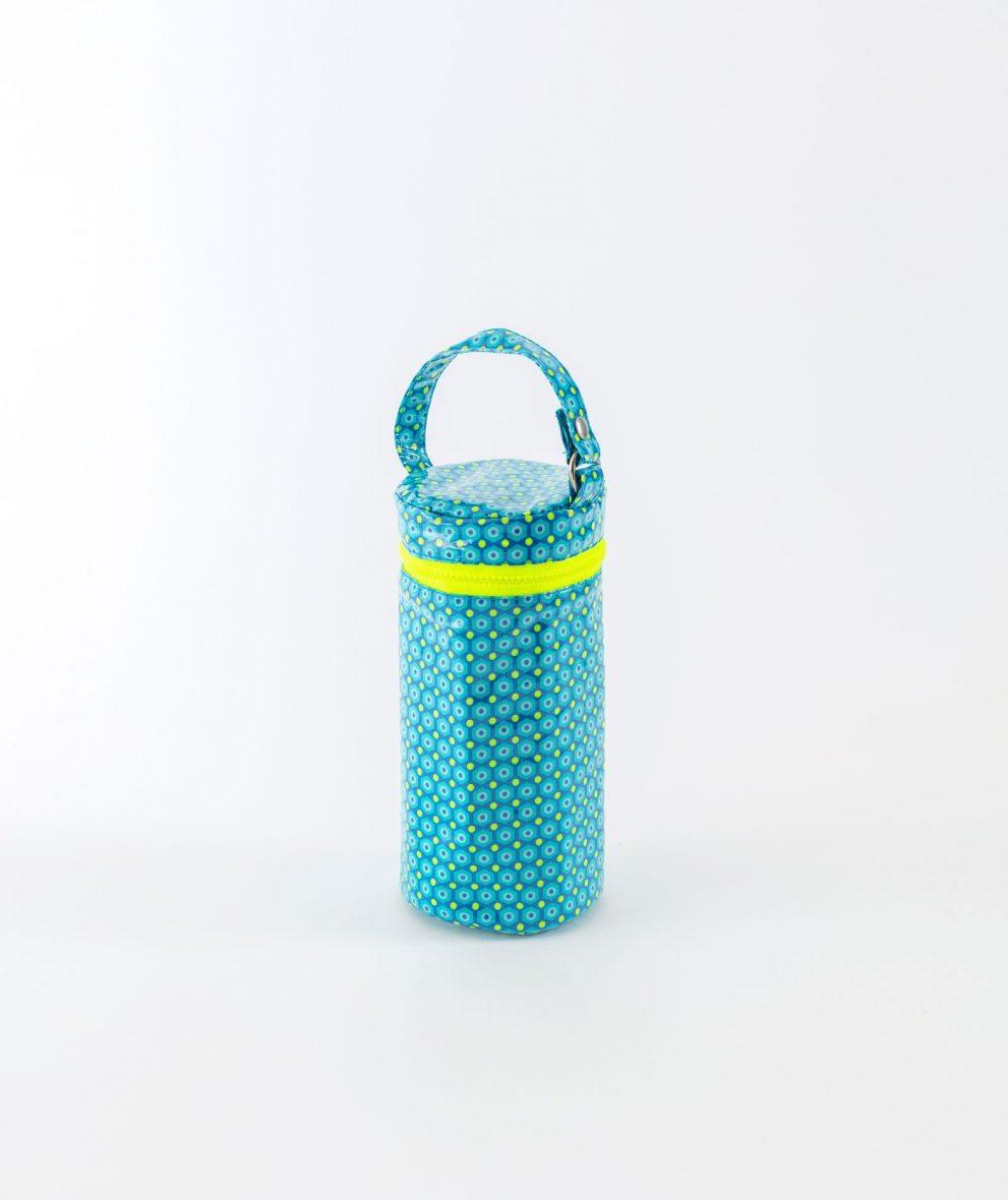 Blue Azur Bottle Holder