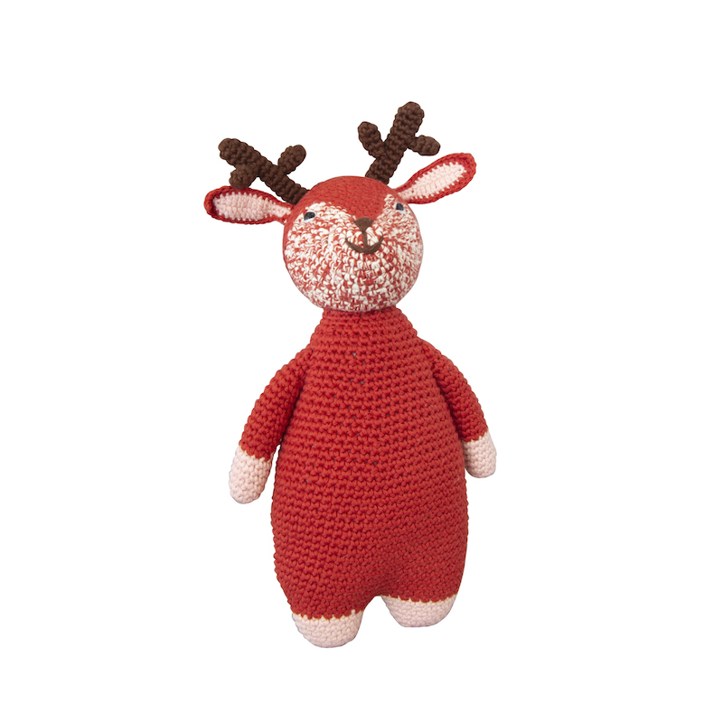 Crochet Woodland Deer