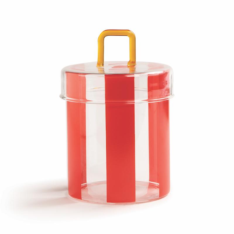 Circus Jar/Red