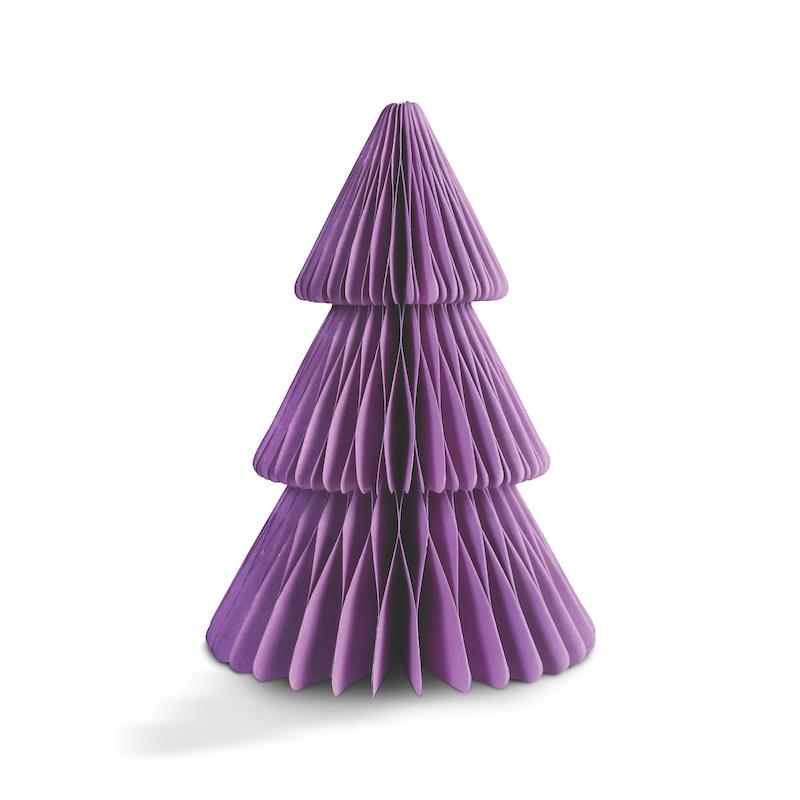 Violet Christmas Tree