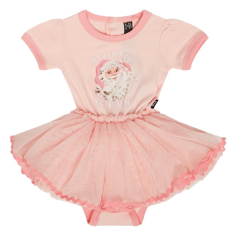 Never Stop Believing Baby Dress