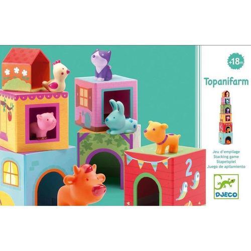 Topanifarm Blocks for Infants