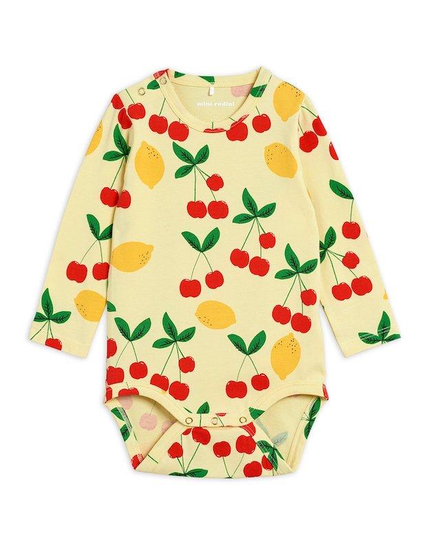 Cherry Lemonade Bodysuit