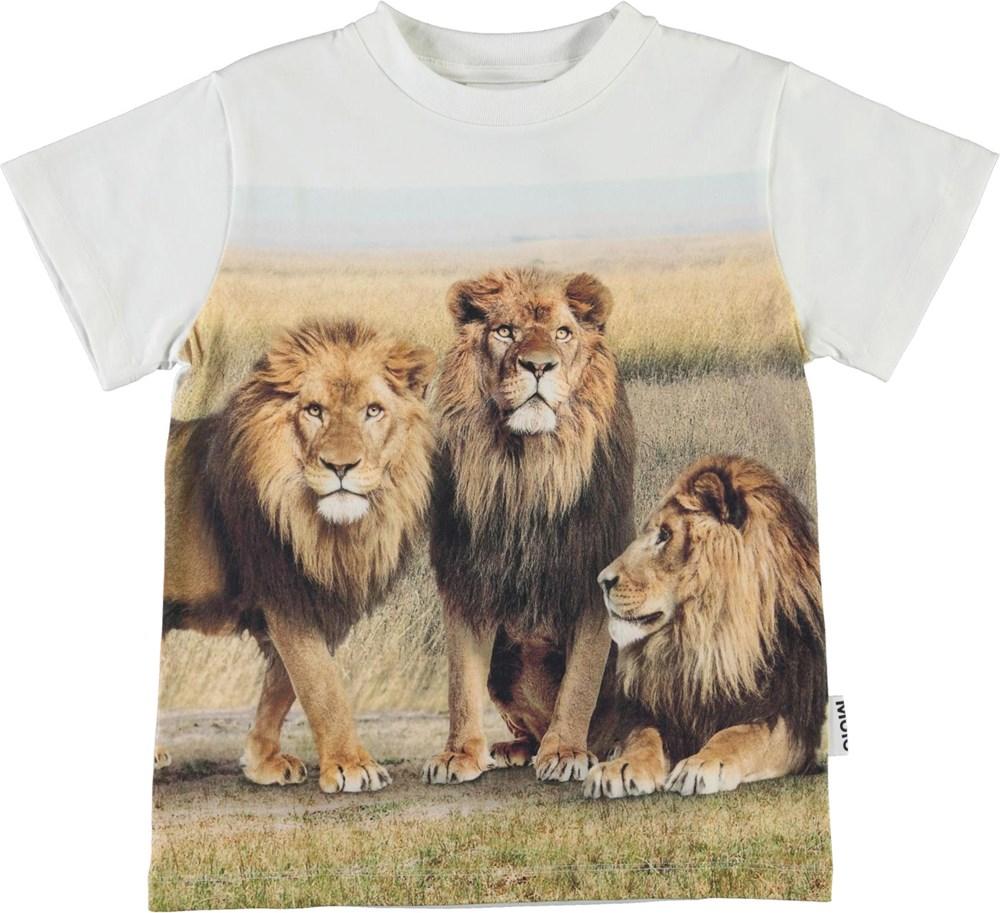 Road T-shirt/Lions