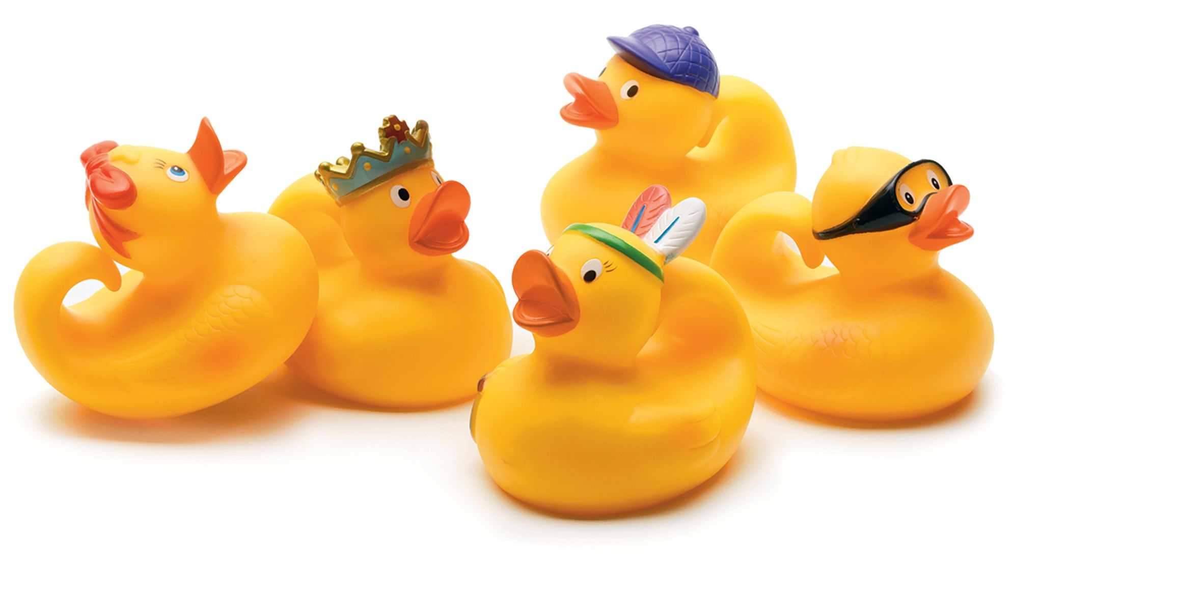 Fishing Ducks Game