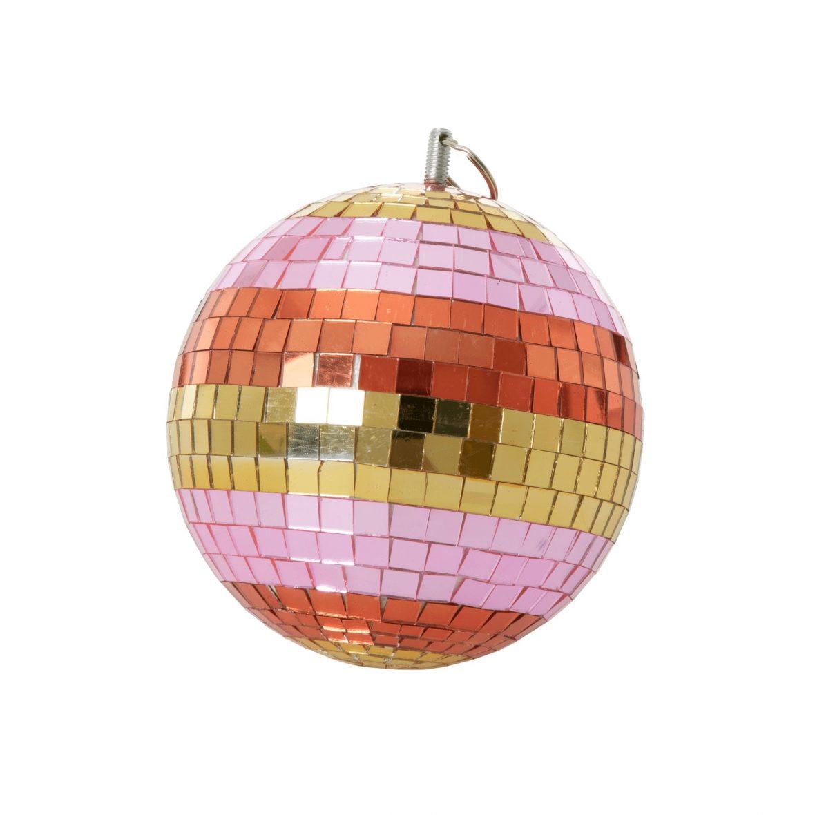 Medium Disco Ball/Pink