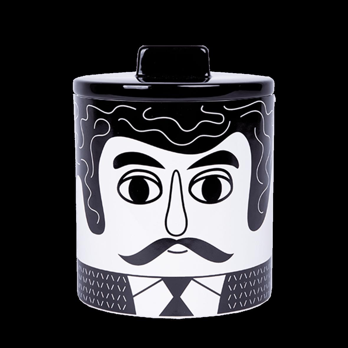 Storage Vase Carlos