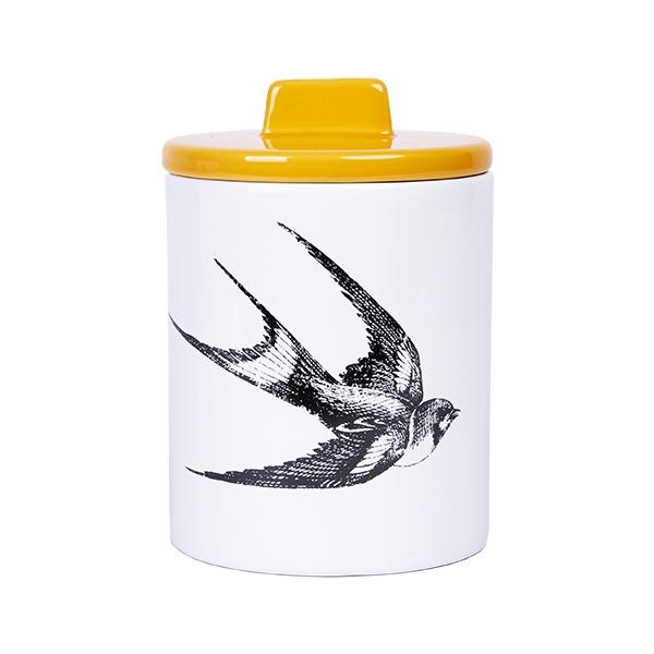 Storage Jar Swallow